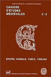 Cahiers d'études médiévales numéro 2 et 3