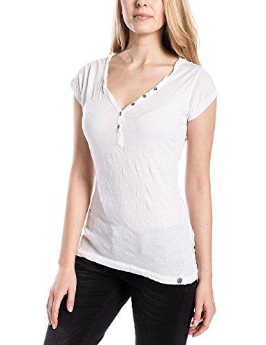 Timezone T-Shirt Donna Bianco (pure white 100)