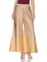 Libas Womens Palazzo (PL171S_Beige)