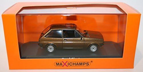 Maxichamps - 940085100 - Ford Fiesta - 1976 1976 1976 - Échelle 1/43   La Fabrication Habile  c71923