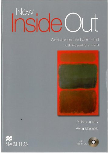 NEW INSIDE OUT Advanced Workbook with Audio CD (No Key Pack)