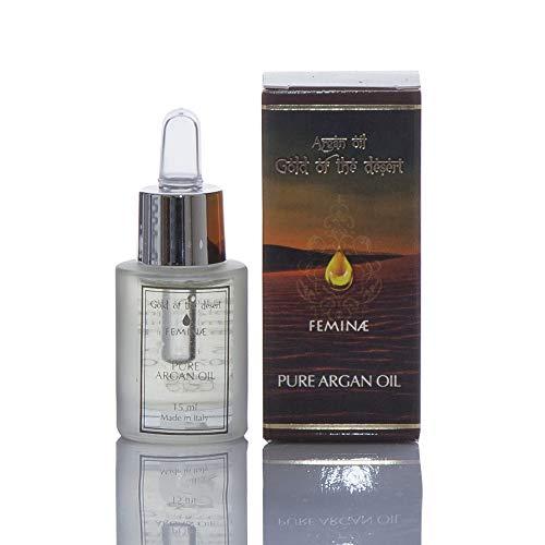 Feminae Cosmetics - Huile d'argan pure - Pure Argan Oil