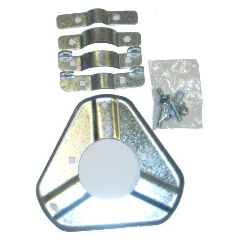 Ku-Band Lnb Adaptor Clamp for C-Band Dish