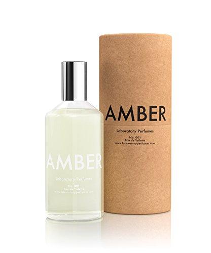 Laboratory Perfumes Amber Eau de Toillette