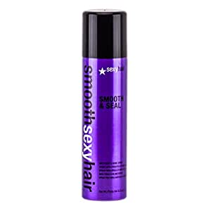 Sexy Hair Smooth And Seal Anti Frizz And Shine Spray, 6.0 Ounce