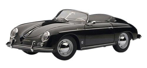 AUTOart - 77863 - Véhicule Miniature - Modèle À L'échelle - Porsche 356 A Speedster - Version Européenne - Echelle 1/18