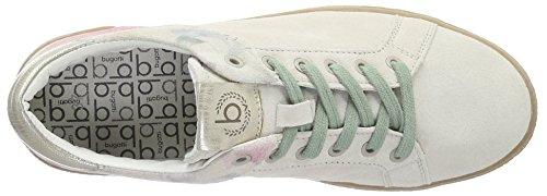 bugatti Damen J9001pr3 Sneakers Weiß (offwhite 210)