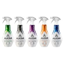 ALKIMI Variety Pack, Contains 2 X Multi-Purpose Cleaner, 1 X Bathroom Cleaner, 1 X Kitchen Cleaner, 1 X Window Cleaner & 1 X Shiny Surface Cleaner, Pack of 6