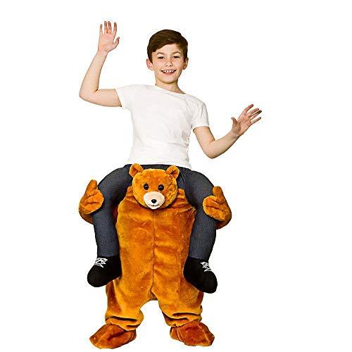 Kostüm Me Carry Bär Teddy - Carry Me Teddy for Fuuny Fancy dress Costume