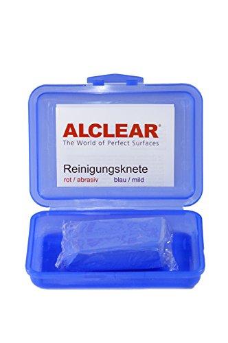 200g Bar (ALCLEAR 721B Reinigungsknete Auto Lackreinigung Clay Bar Blau 200g)