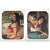 Sexy porno de Star Sweet Sophie neopreno Funda para iPad 2y 3, ambos lados Diseño # 22+ # 31