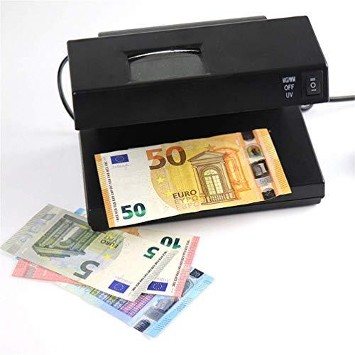 LBSX UV contraffazione Bill Detector for Le fatture, con Violet Testina Magnetica e della Filigrana contraffazione Luce Carte di Credito e di identità