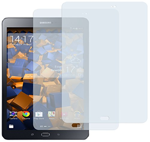 2x mumbi Schutzfolie für Samsung Galaxy Tab S2 (9,7 Zoll) Folie Displayschutzfolie