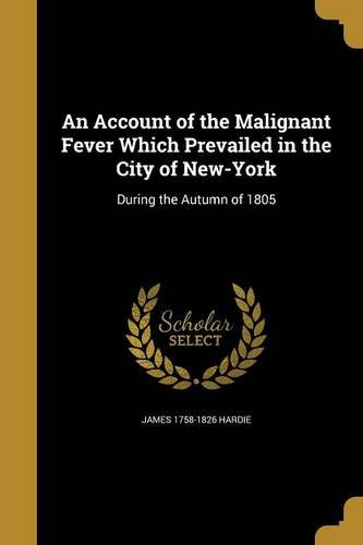 account-of-the-malignant-fever