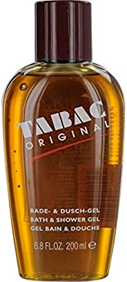 Maurer & Wirtz Tabac Bath and Shower Gel for Men (6.8