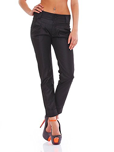 Only Lala Classik Chino Pant 15097798 schwarz