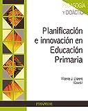 Planificación e innovación en Educación Primaria (Psicología)