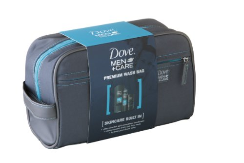 Dove for Men Premium Wash Bag Gift Pack