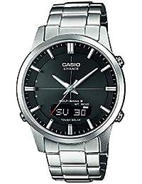 Casio Herren-Armbanduhr Analog - Digital Quarz Edelstahl LCW-M170D-1AER