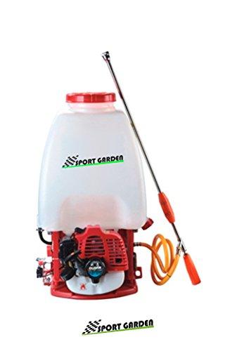 Pulvérisateur sac à dos avec moteur essence 2lances