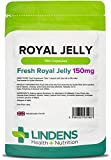 Fresh Royal Jelly 150mg 100 capsules from Lindens