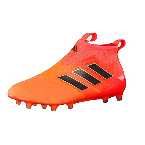 adidas Ace 17+ Purecontrol FG, Scarpe Sportive Uomo Arancione (Narsol/Negbas/Rojsol)