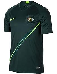 af8c796c911 Nike 2018-2019 Australia Away Football Shirt