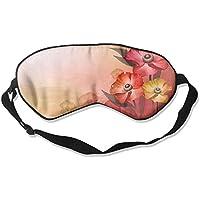 Red Poppy Blossom Flowers 99% Eyeshade Blinders Sleeping Eye Patch Eye Mask Blindfold For Travel Insomnia Meditation preisvergleich bei billige-tabletten.eu