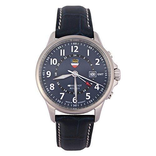 Junkers 6848 Men's Quartz Watch Limited Edition Hanse Sail Rostock 2015