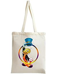 Pinocchio Talking Cricket Bolso de mano