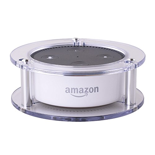 holaca-stable-acylic-speaker-stand-guard-holder-wall-mount-for-amazon-echo-dot-clear