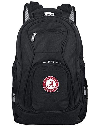 Denco NCAA Voyager Laptop-Rucksack, 48,3 cm (19 Zoll), Unisex-Erwachsene, Voyager Laptop Backpack, schwarz, 19