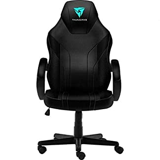 ThunderX3 EC1, silla gaming, tecnología AIR, altura regulable, color negro
