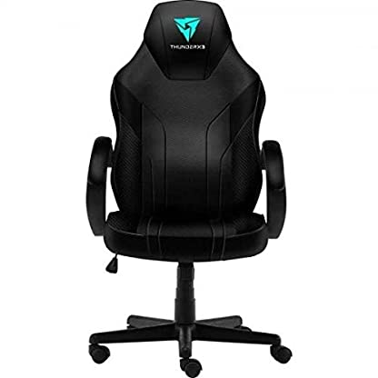 ThunderX3 EC1, silla gaming, tecnología AIR, altura regulable, color negro