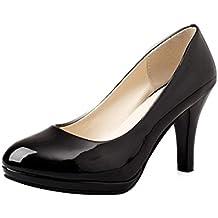 De Tacon es Medio Zapatos Amazon xqw08FT8