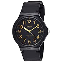 Casio Casual Watch Analog Display Quartz For Men Mw-240-1B2Df, Black Band