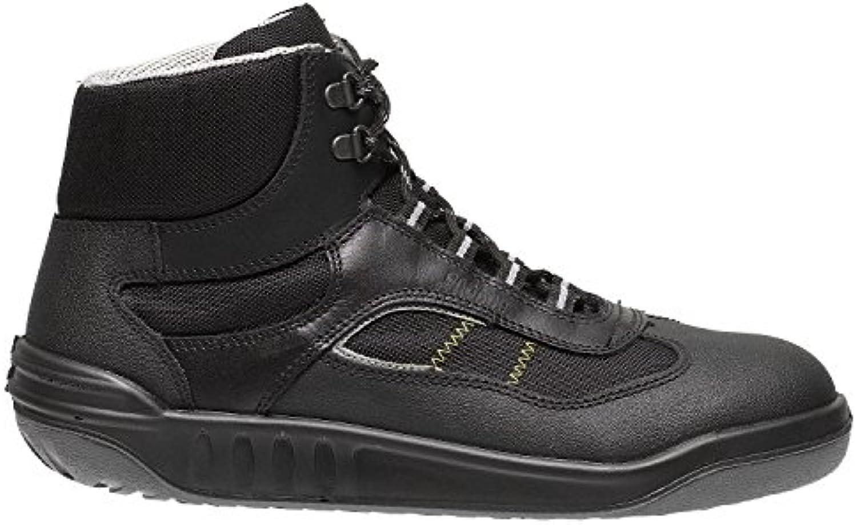 Parade 07joga * * 78 34 zapatos de seguridad de alta negro, Negro, 07JOGA**78 34 PT47