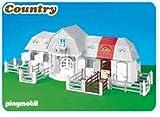 Playmobil® 6254 - Maneggio grande con fienile