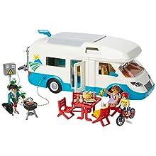 Playmobil 70088 Family Fun Toy Camper Van with Furniture