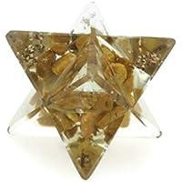 Reiki Energie geladen natürlichen Edelstein Gelb Aventurin Heilstein Chip Energetische markaba Star (23–25mm) preisvergleich bei billige-tabletten.eu