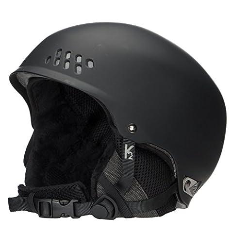 K2 PHASE PRO blackout casque de ski