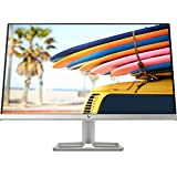 "HP 24FW Monitor 24"", IPS FHD, 1920 x 1080 1080p, 5 ms, AMD FreeSync, Inclinabile, Argento"