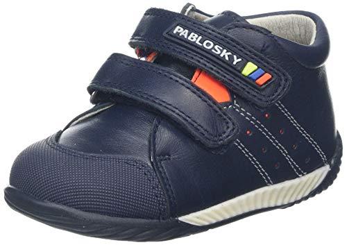Pablosky 061832, Botas para Bebés, Azul Azul Azul, 21 EU