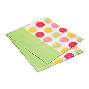 Kitchen Craft 137 x 180 cm Coolmovers Sherbet Table Cloth, Set of 2