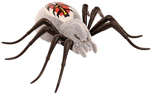 WILD PETS 31794 S2 Spinnen Einzelpackung Pack 2, schwarz -