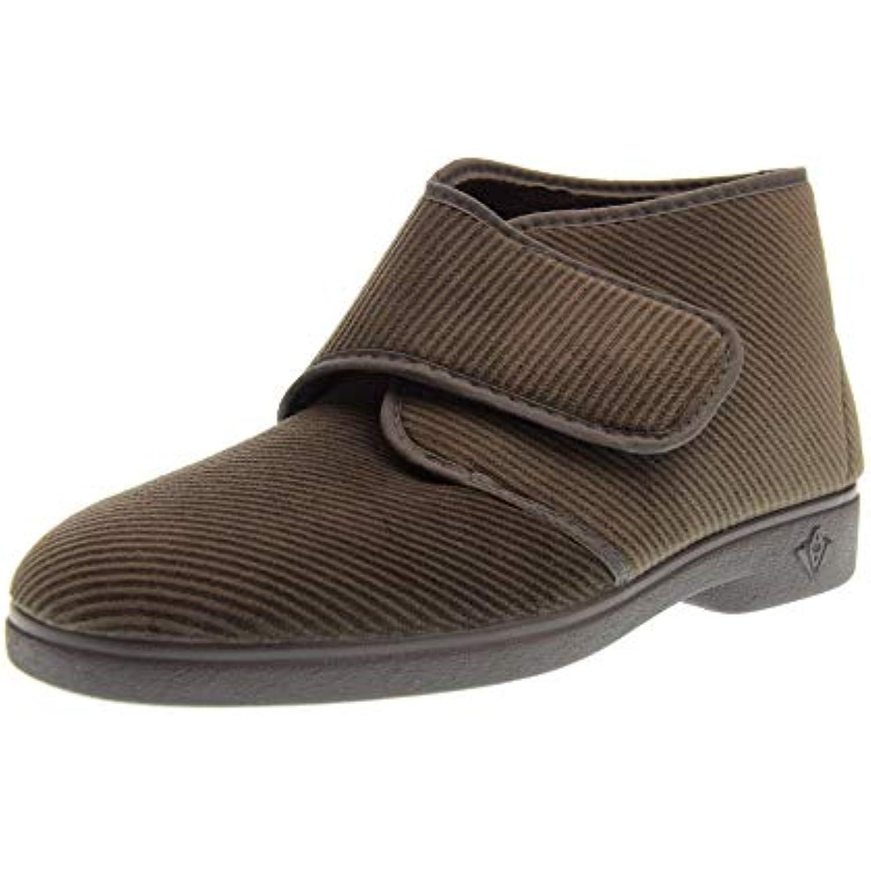 Valleverde Gris Chaussures Homme Chaussons déchirure 26816 Gris Valleverde - B07J9KH5PL - e58880