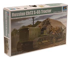 Trumpeter 05538 - Maqueta de Tractor ChTZ S-65 (Escala 1:35)
