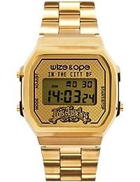 Wize & Ope 1970-LA - Reloj digital de cuarzo unisex