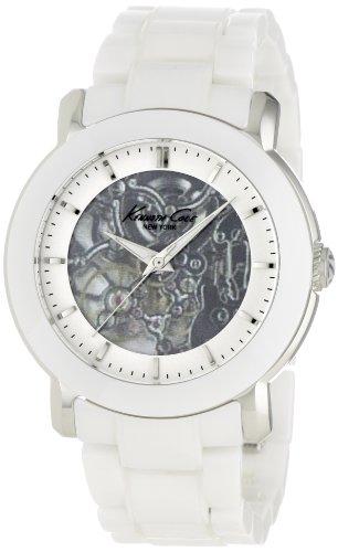 kenneth-cole-kc4726-auto-montre-femme-automatique-analogique-cadran-argent-bracelet-ceramique-blanch