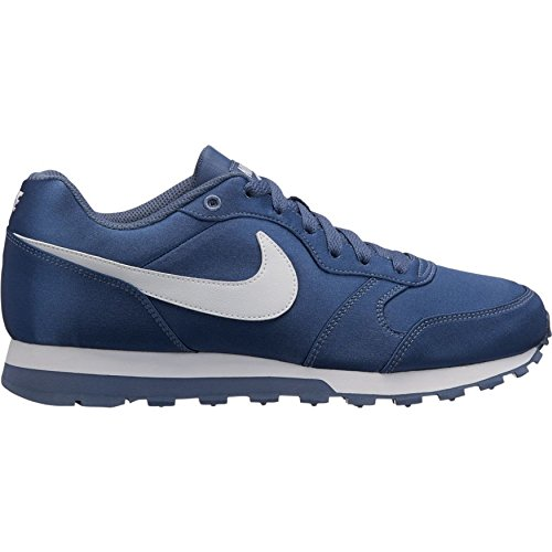 Nike , blau(blau), Gr. 5 (Frauen Nike Schuhe Silber Für)